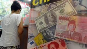 Wie der starke Dollar die Schwellenländermärkte bedroht