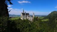 Hier kann man nicht wohnen: Schloss Neuschwanstein