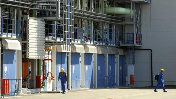 Wacker nimmt in Sachsen neue Produktionsanlage in Betrieb
