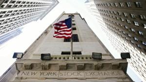Hektischer Sommer an der Wall Street
