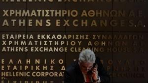 Euphorie zu Griechenland treibt Aktienkurse