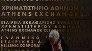 Seit dem vergangenen Sommer zeigt die Entwicklung der Indizes in Griechenland wieder nach unten.