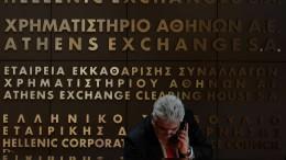 Wie riskant sind griechische Aktien?
