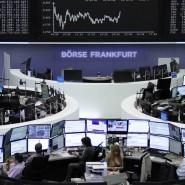 Frankfurter Börse: Die Dax-Unternehmen wären derzeit schon für 1,3 Billionen Euro zu haben.