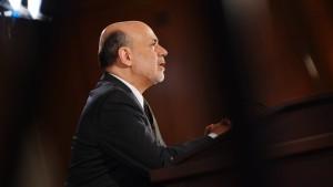 Die Zinswende stoppt die Aktienhausse