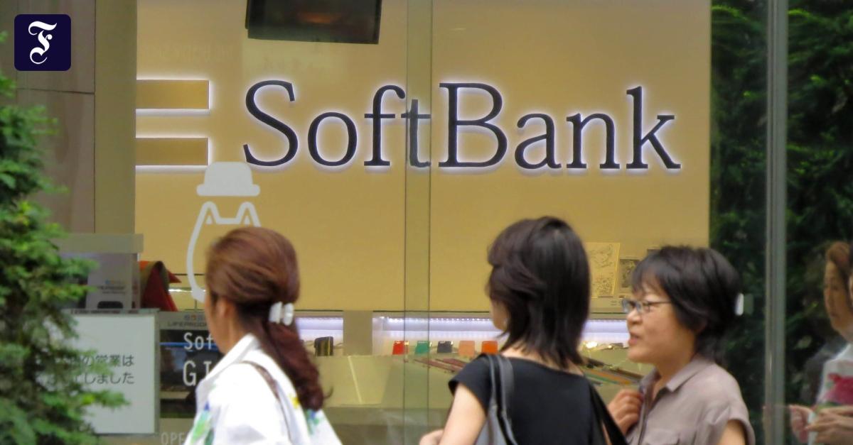 Softbank Aktie Tokio