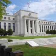 Der Hauptsitz der Fed (Federal Reserve System) in Washington, D.C.