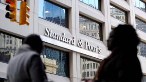 S&P stuft Kreditwürdigkeit von Banken in Österreich herab
