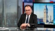 FCA-Chef Andrew Bailey sorgte mit seiner Ankündigung für Aufregung an den Finanzmärkten.