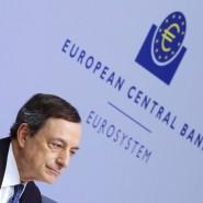 EZB-Präsident Mario Draghi kauft Anleihen für 80 Milliarden Euro monatlich.