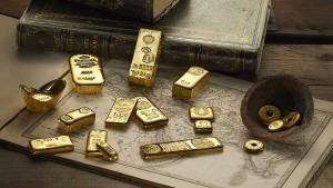 Du bist ein echtes Goldstück
