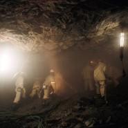Staubiges Unterfangen: Platin-Abbau in der Impala-Mine in Südafrika