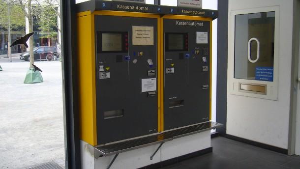 Automaten sperren sich gegen neue 50-Euro-Scheine