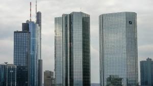 Erste Banken prüfen Umzug von London an den Main