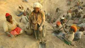 Protest gegen Diamantenexporte aus Zimbabwe