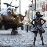Auch an der  New Yorker Börse bleibt es seit Donald Trumps Amtsantritt erstaunlich ruhig.