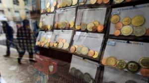 Historisches Hoch für eine virtuelle Währung