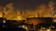 Saudi Aramco beteiligt sich auch an dieser Raffinerie in Ulsan.