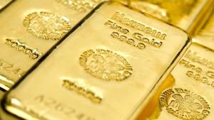Ein guter Jahresauftakt für Gold
