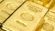 """Am Golde hängt doch alles. Vor allem die Privatanleger setzen auf Gold als """"sicheren Hafen""""."""