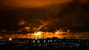 Raffinerie-Brand treibt Dieselpreis in die Höhe