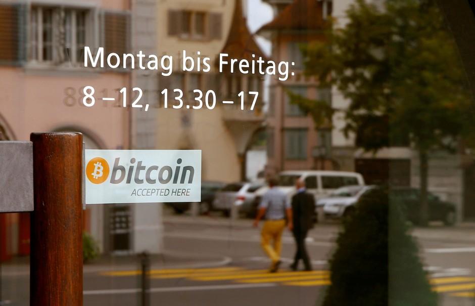 Die Stadtverwaltung Zug akzeptiert Bitcoin längst als Zahlungsmittel