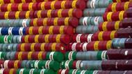 Billiger tanken und heizen: Sowohl Benzin- als auch Heizölpreise sanken in den vergangenen Tagen.