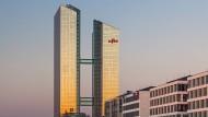 HausInvest erwarb 2017 die Highlight Towers in München.