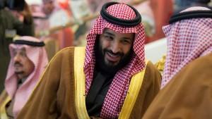 Militärischer Umbau in Saudi-Arabien