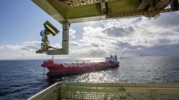 Überraschend starker Ölpreisverfall