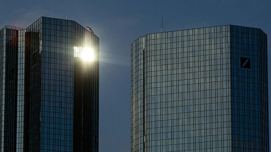 Der Deutschen Bank geht ein Licht auf