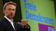 Eine Regierungsbeteiligung der wirtschaftsliberalen FDP könnte an den Aktienmärkten für Hoffnung sorgen.