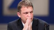 Bangen um die Deutsche Bank - Der neue Vorstandsvorsitzende Christian Sewing