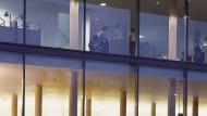 Von Maschinen lernen: Saïd Business School in Oxford.