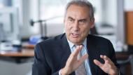 Größe bringt Vorteile: Markus Faulhaber vom Marktführer Allianz.