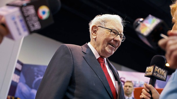 Starinvestor Buffett mit neuem Cash-Rekord