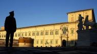 Quirinale: Sitz der italienischen Regierung.