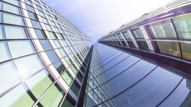 Der Ansturm auf Immobilienfonds