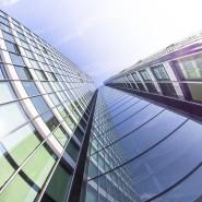 Die meisten Immobilienfonds setzen auf Büroimmobilien.
