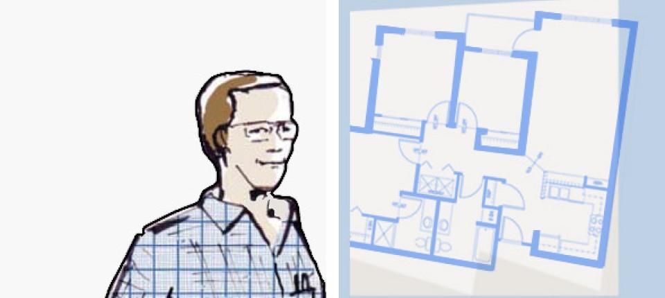 Peter Maier baut ein Haus (2): Der Architekt dämpft die ...