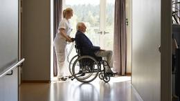 Wer zahlt wie viel für die Pflege Angehöriger?