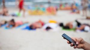 Kostenfalle Handy im Urlaub