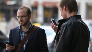 Viele Kunden nutzen ihre Smartphones zu leichtfertig