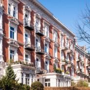 Wohnobjekte der Begierde: Selbst sanierte Altbauten in Hamburg können sich für willige Käufer derzeit lohnen.