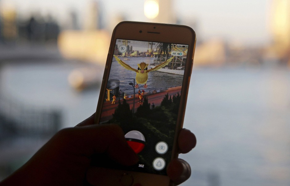 Unfall beim Pokémon Go spielen? Kurzzeitig wurde auch dafür eine Versicherung angeboten.