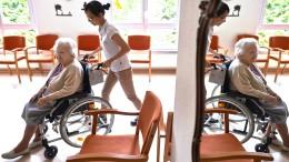 Die private Pflegeversicherung steht bereit