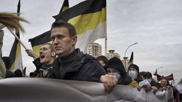Wie nationalistisch ist Nawalnyj?