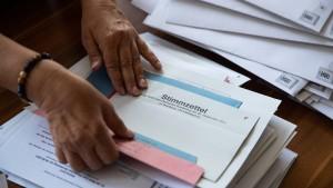 Forsa gewinnt, der Bundeswahlleiter verliert