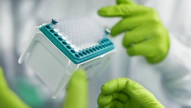 Biontech und Pfizer beantragen Notzulassung in Amerika