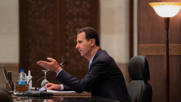 Ratlosigkeit in der Syrien-Diplomatie